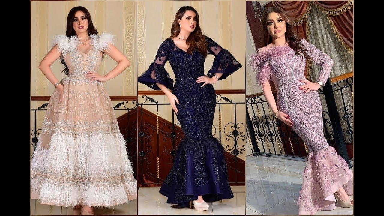 94425ac4d #فساتين سهرة و سواريه #موضه للموسم الجديد - 2019 ✓ ✓ 💖Amazing Night # Dresses Collection