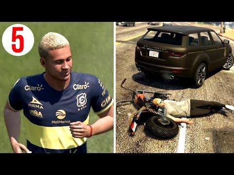 FIFA 20 НАРОДНАЯ ЗВЕЗДА! КАРЬЕРА ЗА ИГРОКА. 5 СЕРИЯ. Тео попал в аварию