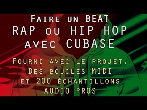 Les secrets du Beatmaking : Faire un beat Rap ou Hip Hop (fourni avec 200 sons)