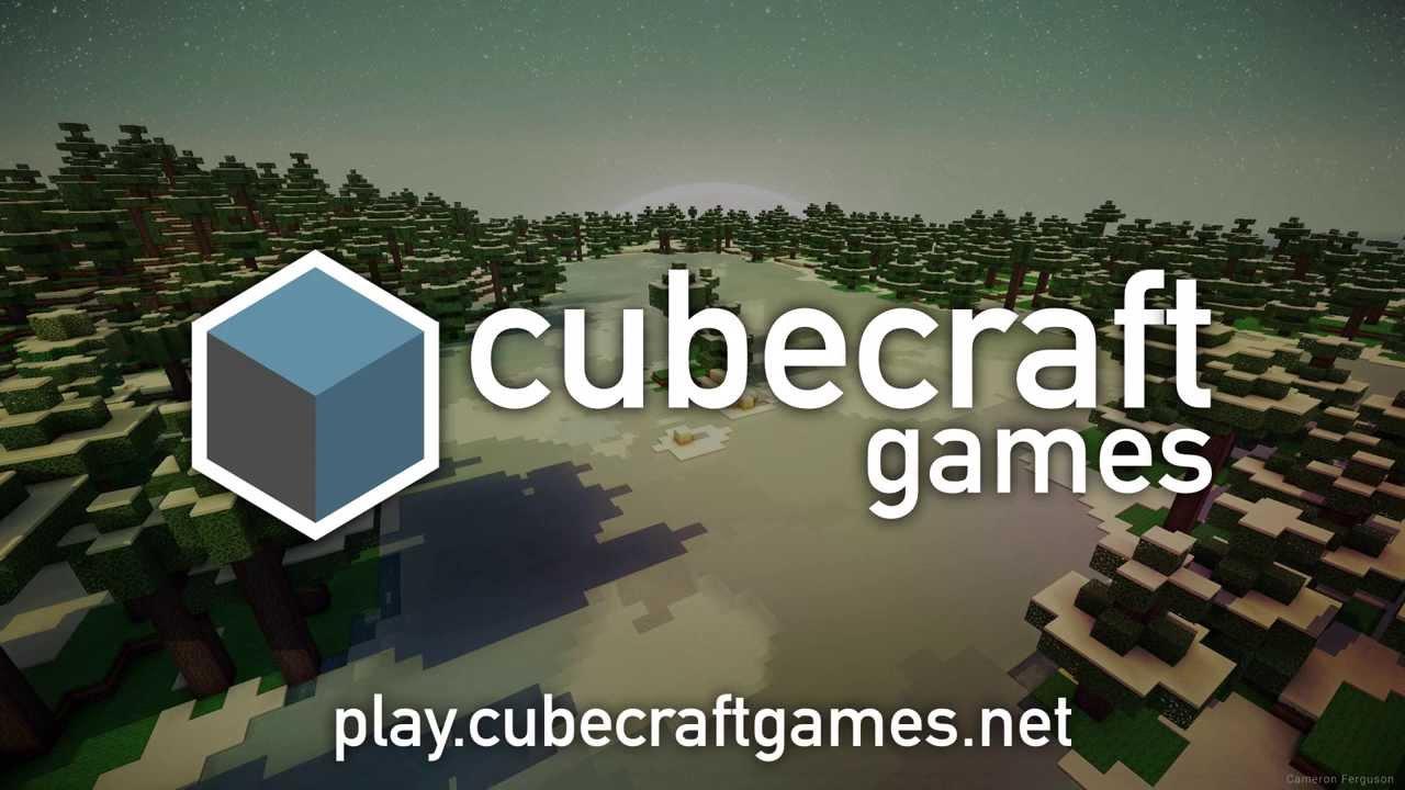 Cube Craft Games 1 14 4 Minecraft Server