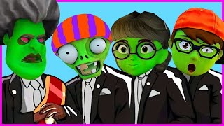 Nick & Tani Troll in Scary Teacher 3D    Nick Hulk & Giant Zombie - Remix Song Parody Cover