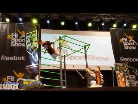 Ghetto Workout Show na Fit&Sport Show 2014