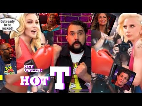 Madonna To Fight Lady Gaga Hot T S4 E7 With Special Guest Ira