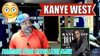 Kanye West   Diamonds From Sierra Leone Remix - Producer Reaction