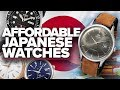 Affordable Japanese Watches | Over 15 Watches Mentioned (2019)
