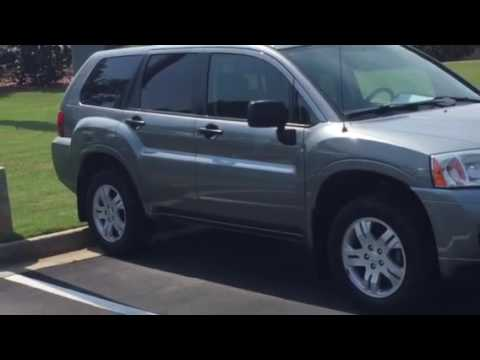 All Season Tires >> 2008 Mitsubishi Endeavor Review - YouTube