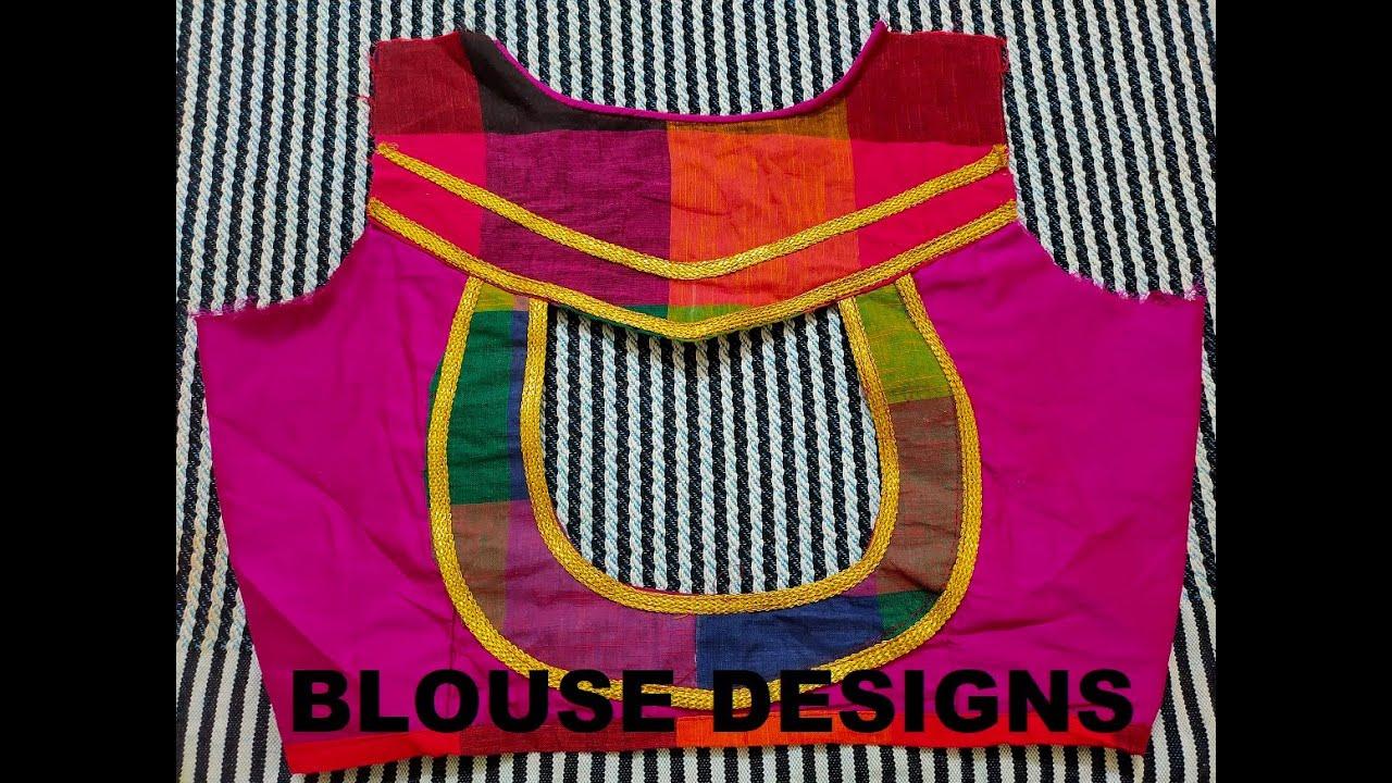 blouse designer collections gale ki designs back neck