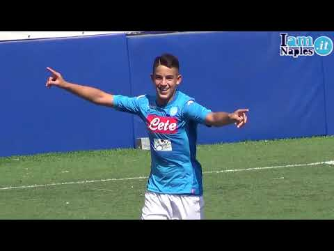 IAMNAPLES.IT - Under 15 A e B, Napoli-Perugia 5-0. Gli highlights del match