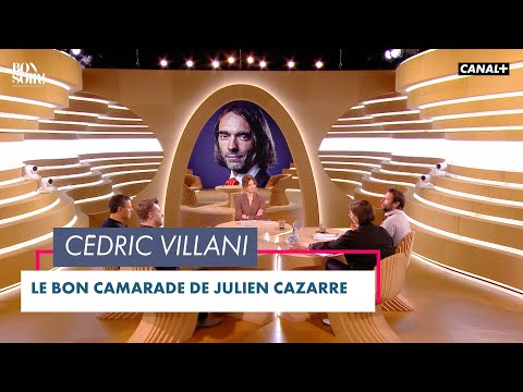 Le bon camarade : Cédric Villani  - Bonsoir ! du 23/02  – CANAL+