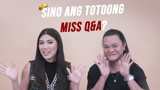 HARDEST PAGEANT QUESTIONS | NICOLE CORDOVES vs JULIANA PARIZCOVA SEGOVIA