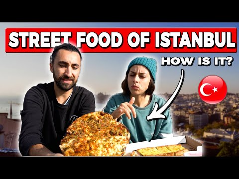 Turkish Street Food you need to try in Istanbul