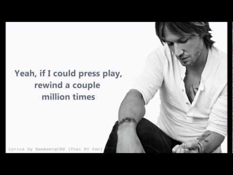 [Lyrics] Put You In A Song - Keith Urban