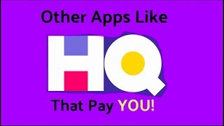 Other Live Trivia Game Show Apps Like Hq That Pay You