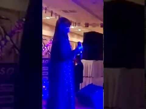 Shabnam Majeed is performing at PC Rawalpindi