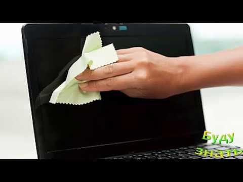 видео: КАк почистить Экран Монитора(телевизора)?