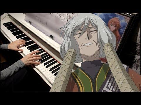 Soredemo Sekai Wa Utsukushii 16 OST -  Ame Okuri No Uta 【Rolelush】【piano】