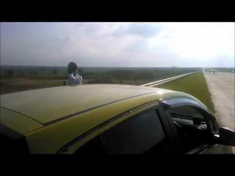 360 Degrees View of Yamuna Expressway - India