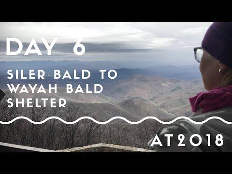 Appalachian Trail 2018 | Day 6: Camping on Siler Bald