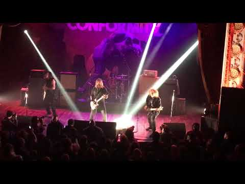 Corrosion Of Conformity Toronto Opera House 01/09/18 full show