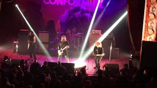 Corrosion Of Conformity Toronto Opera House 01/09/18 full show