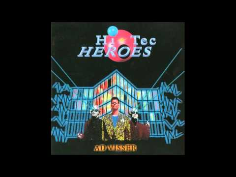 Ad Visser - Hi-Tec Heroes in The Night '87