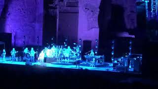 Mark knopfler concerto Roma terme di caracalla 20 luglio 2019