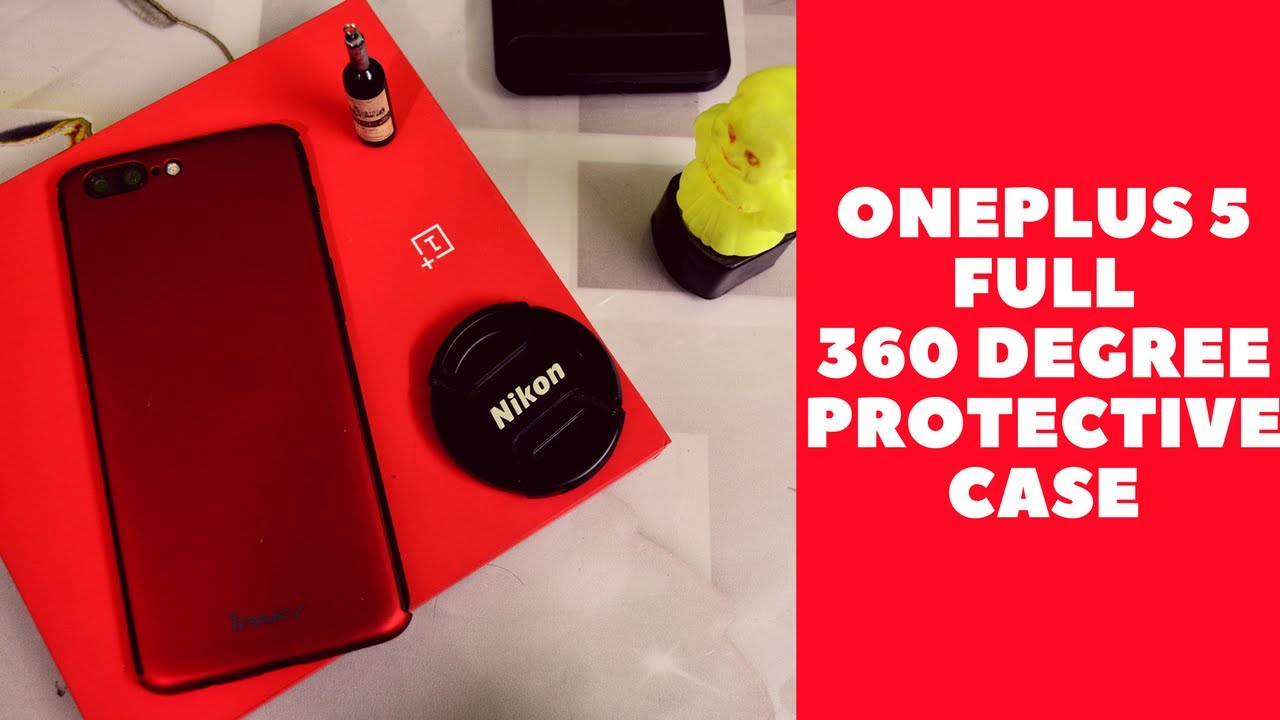 quality design 67513 b8f42 oneplus 5 red case | oneplus 5 360 degree case | oneplus 5 full protective  case