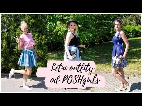 POSHstyle: Co nosí POSHgirls v létě?