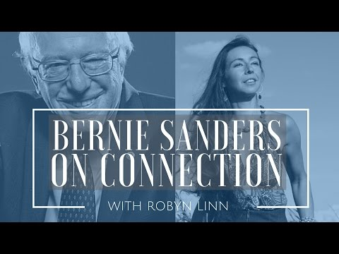 Bernie Sanders Outsider in the White House (on connection)