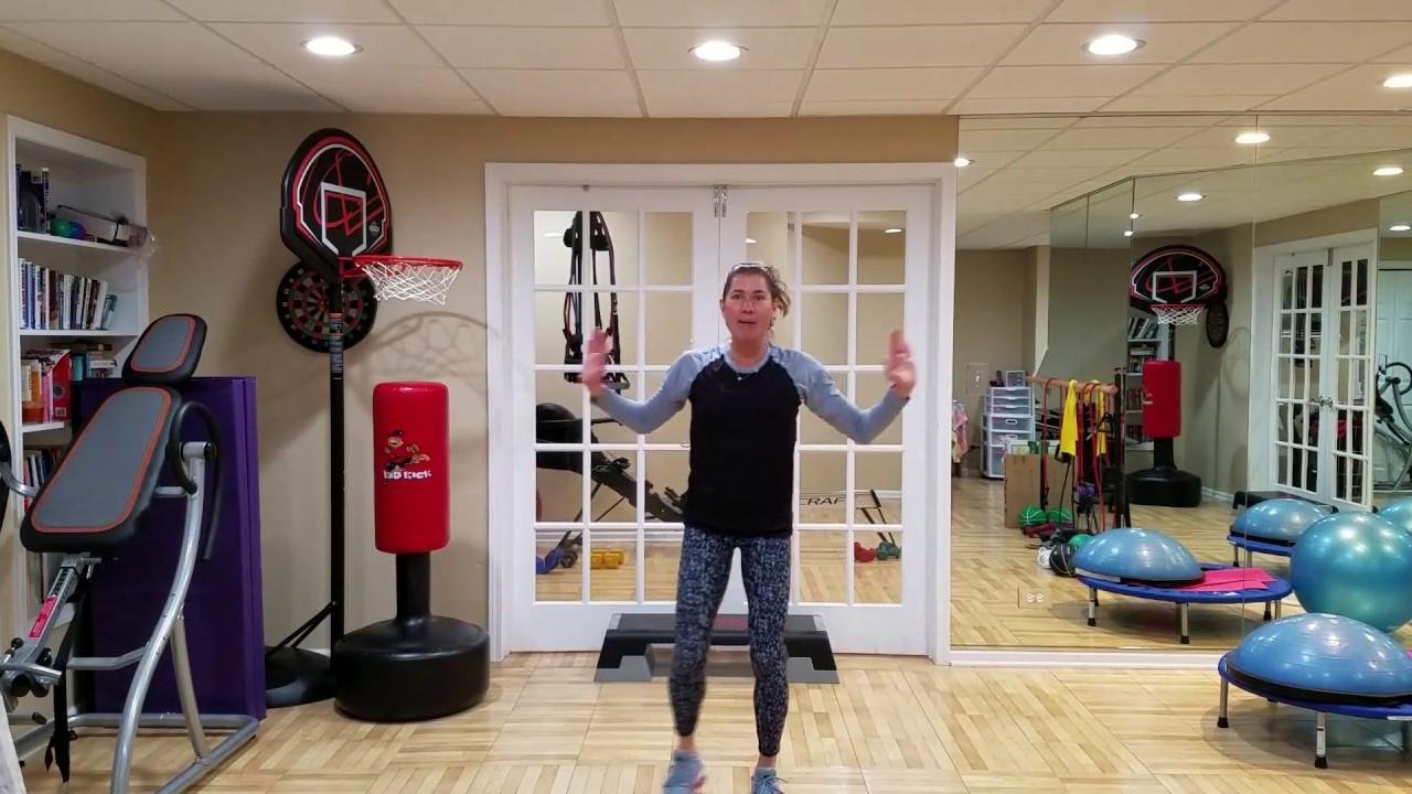 EveryBody Fitness -- More Cardio Core - YouTube