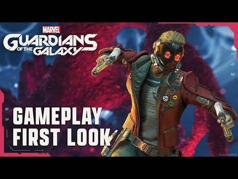 Marvel's Guardians of the Galaxy | Gameplay First Look