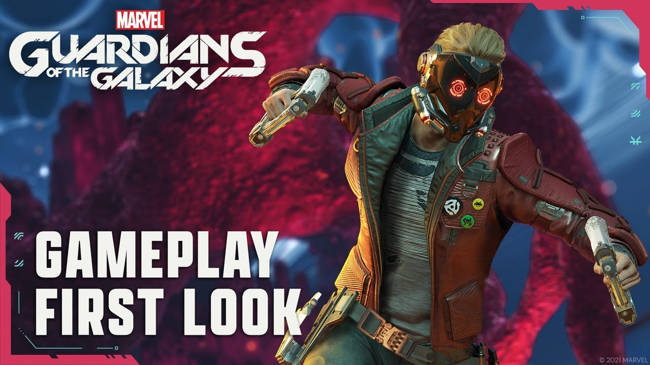 Download Marvel's Guardians of the Galaxy | Gameplay First Look