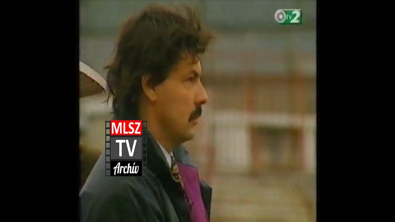 Újpest-Gázszer | 2-1 | 1998. 04. 04 | MLSZ TV Archív