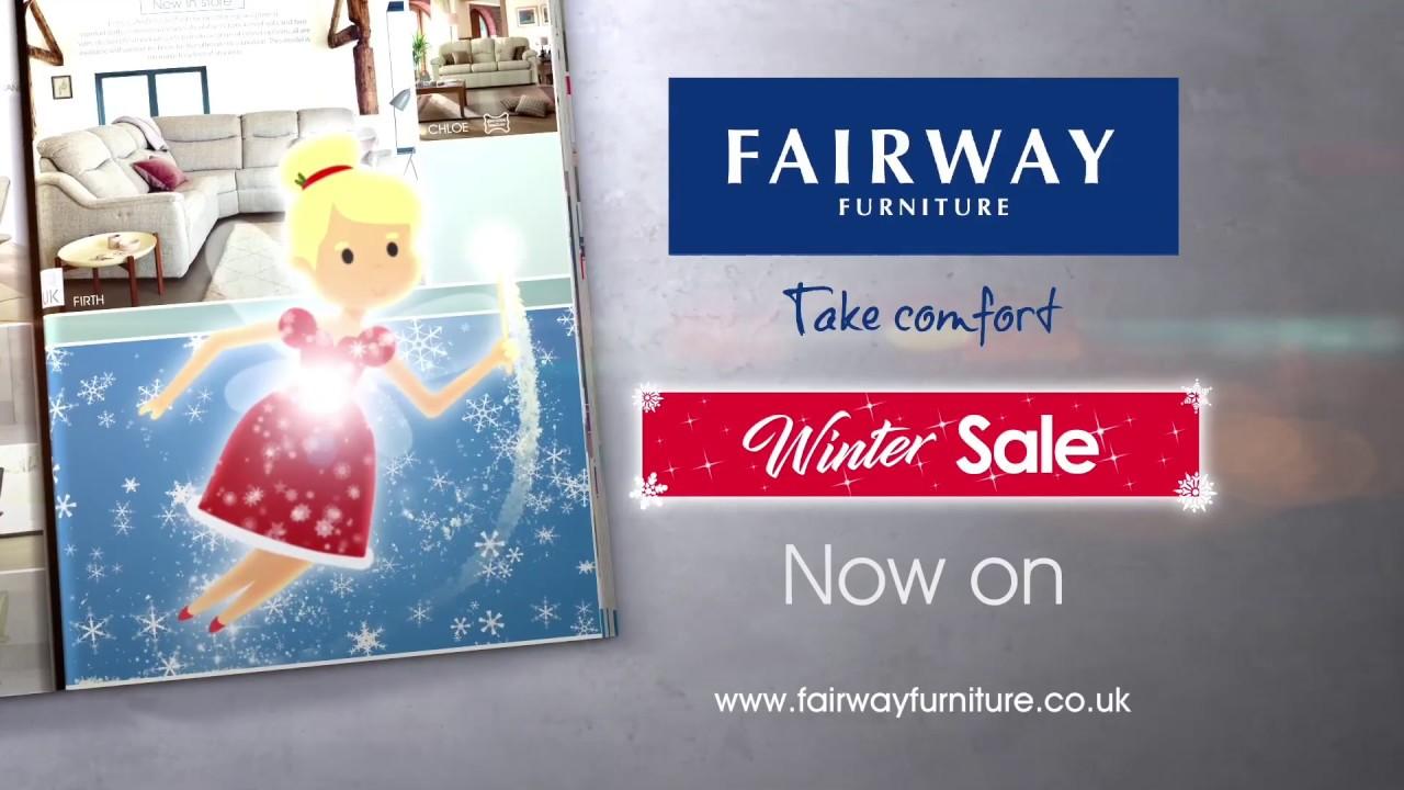 Fairway Furniture Winter Sale Savings Winter 2017 Youtube