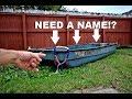 My DIY Duck Boat Build EP.1 + Lanyard Giveaway WINNER