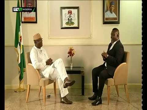 First exclusive interview with Ekiti governor, Dr John Kayode Fayemi
