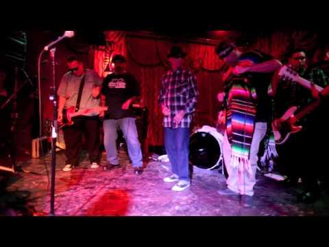 Manic Hispanic - 2014 - Live at Alex's Bar - Long Beach, CA -