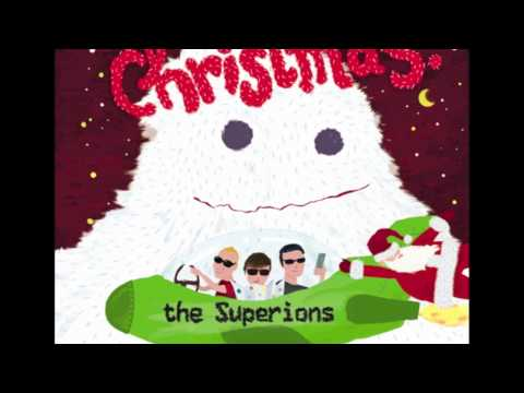 Fred Schneider and the Superions - Destination... Christmas! (Official Album Trailer)