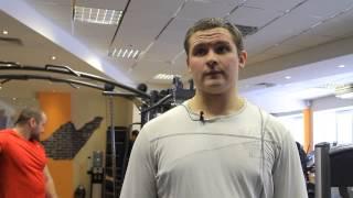 Евгений Шавченко: витебский богатырь и в межсезонье готов рвать железо