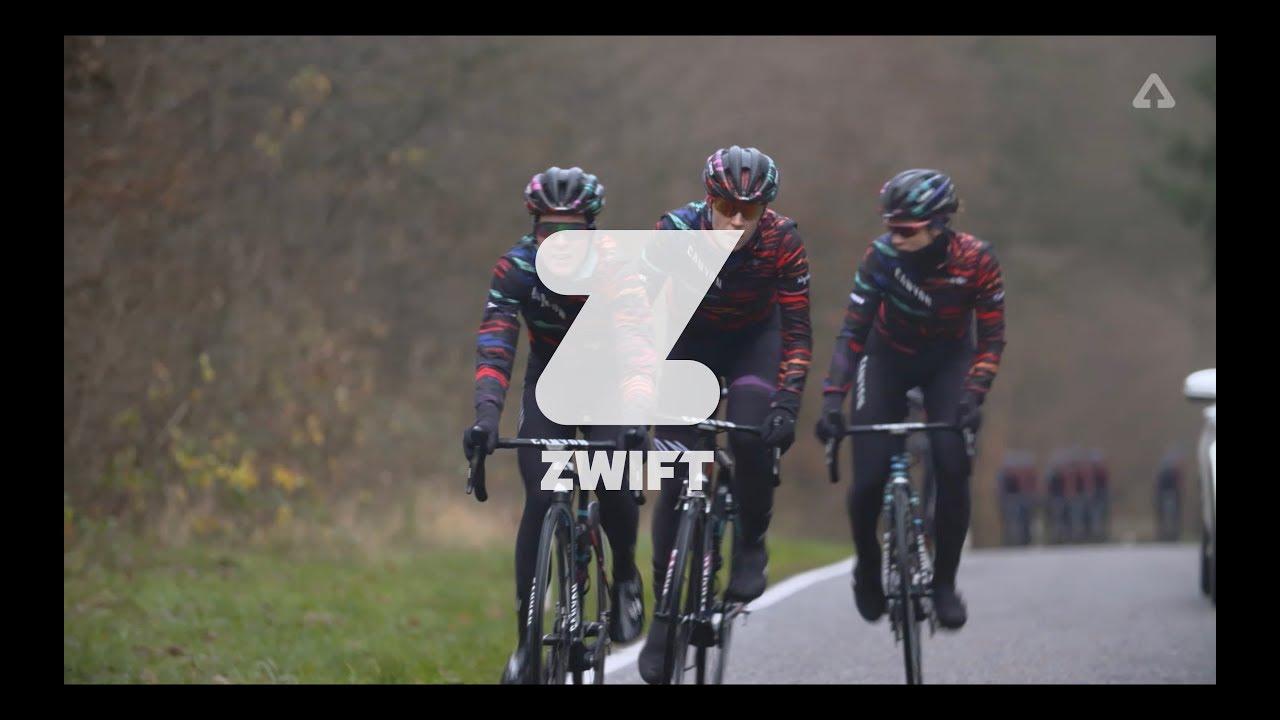 CANYON//SRAM Racing | Zwift Academy 2017 Recap | Zwift