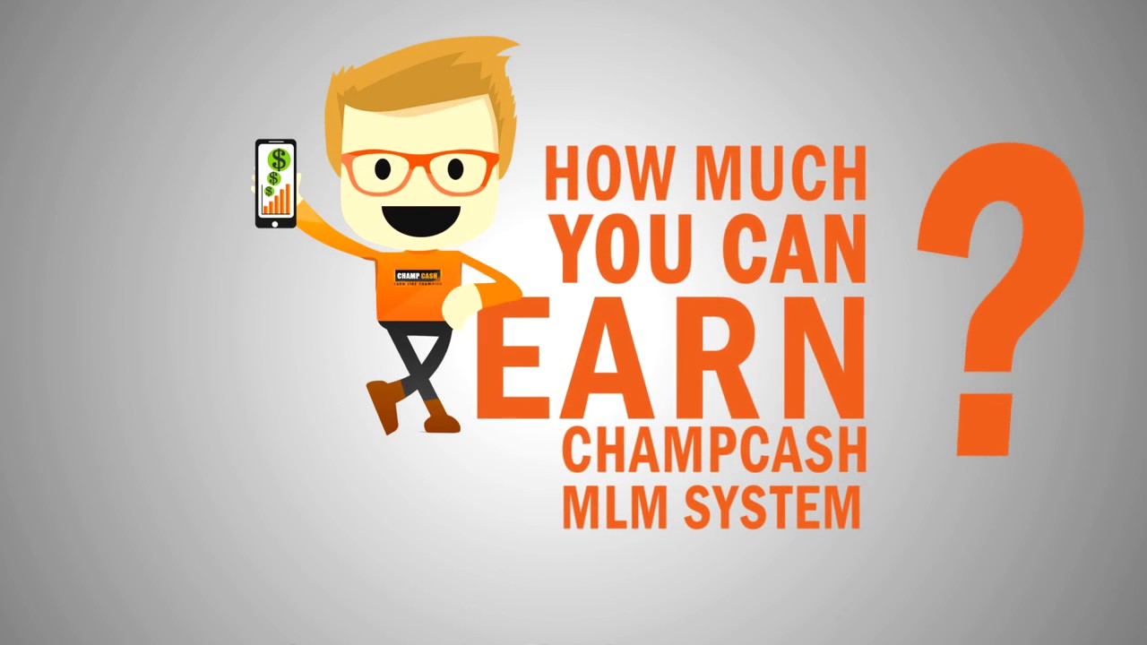 Champcash business plan