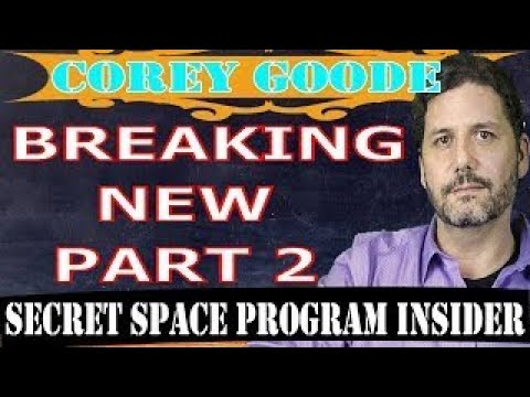 Corey Goode and Cobra Joint Interview BREAKING NEW part 2