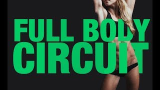 Full Body Circuit Workout (STRENGTH AND FAT LOSS!!)