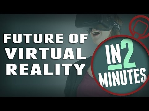 The Future of Virtual Reality - In 2 Minutes
