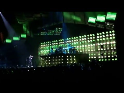 The Weeknd - Dark Times (Live @ The Madness Tour)