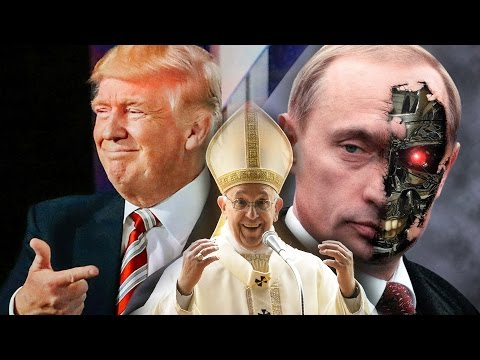 Forbes The World's Most Powerful Leaders (Top 20 - 2016) | Donald Trump & Putin