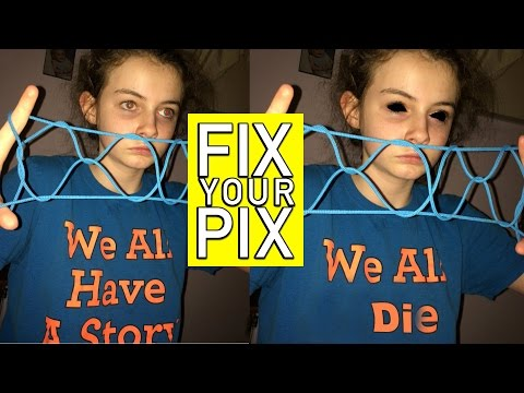 FIX YOUR PIX