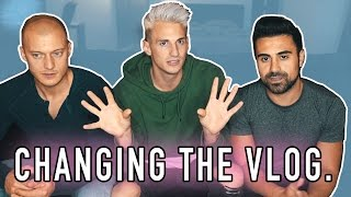 vlogging is over... WHAT'S NEXT?!