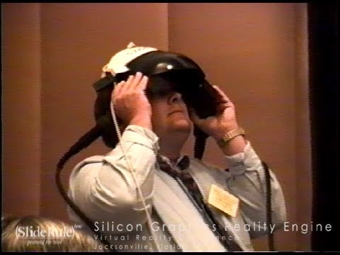Virtual Reality Conference 1993