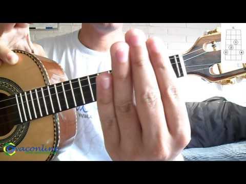 Curso de Cavaquinho Para Iniciantes - 01 (Básico)